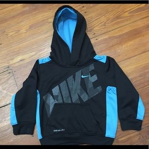 Toddler Nike Hooded Sweatshirt